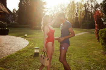 fashion picture editorial luxury swimsuit summer
